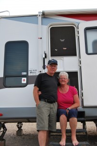 Bill and Pat Koss Arbutus RV Island RV Guide