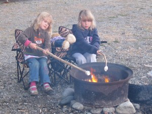 Arbutus RV Brynn Little Campfire Marshmallows