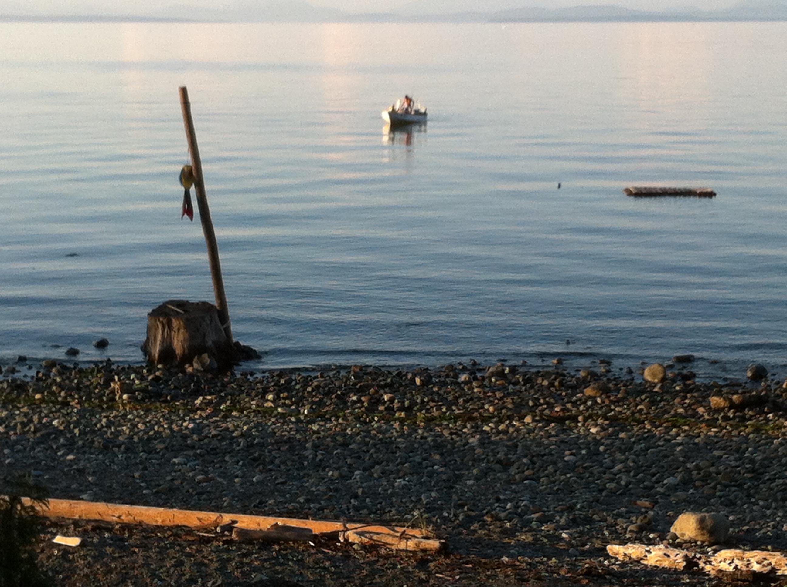 Arbutus RV Roada Roads Vancouver Island Summer 1