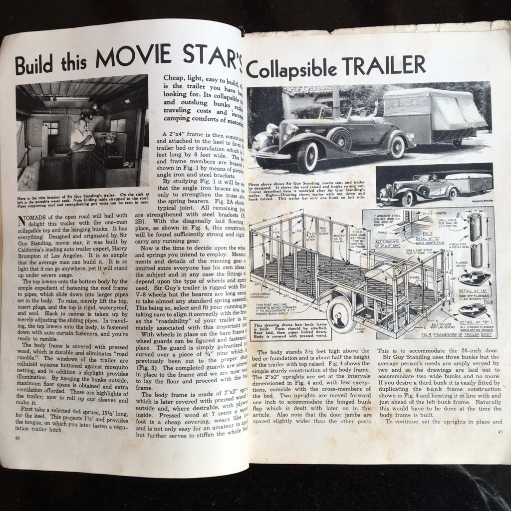1937 How To Build Trailers0477