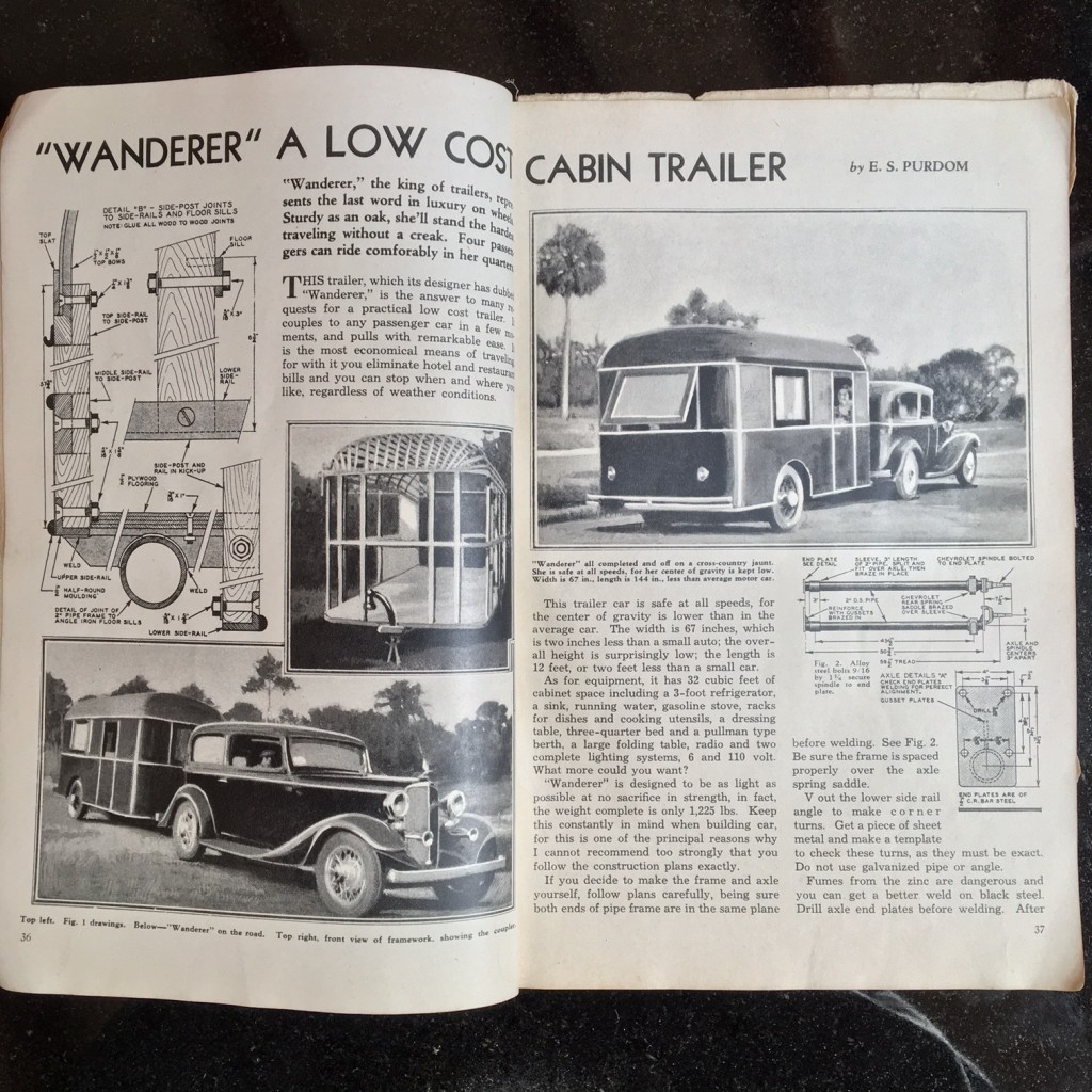 1937 How To Build Trailers0480