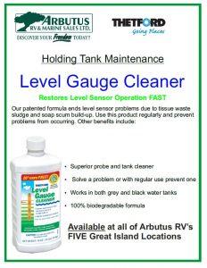 Level Gauge Cleaner