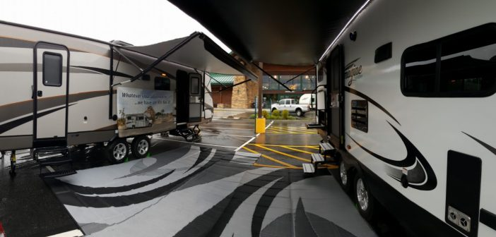 Cabela's Ladies Day – Arbutus RV's Jenn Kennedy LIVE on Location!