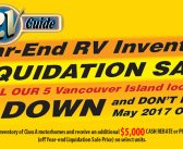 Year-end Liquidation Sale on NOW!