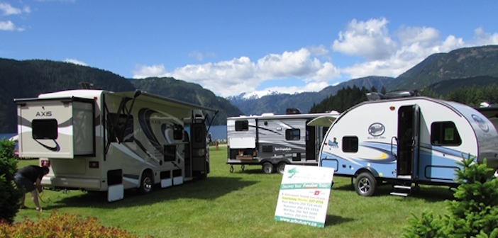 25th Annual Outdoor Recreation Show at Comox Lake