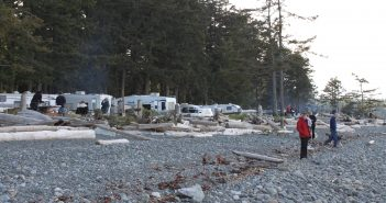 Eager RV'ers Are Early Birds This Year – President's Message February 2018
