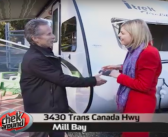 CHEK TV Tours Mill Bay's Exclusive RV line-up with Craig Little