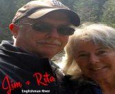 Rita & Jim explore Vancouver Island with Harvey the RV