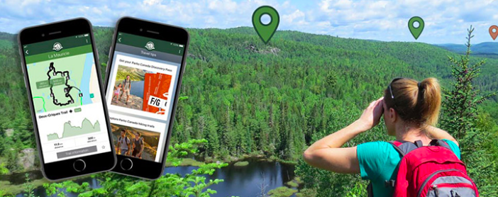 Parks Canada Fan? We've got an App for that!