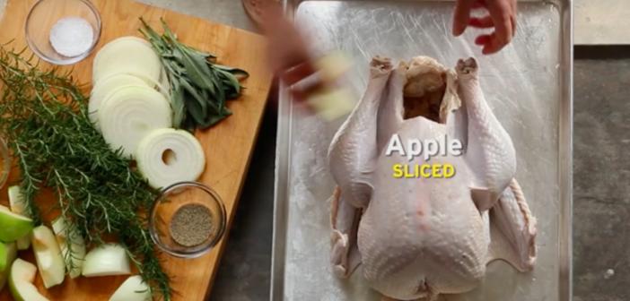 Dutch Oven Thanksgiving Turkey