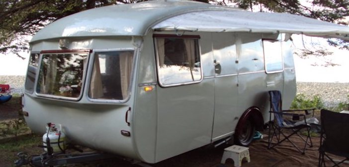 Vintage RV Fan? Check this out!
