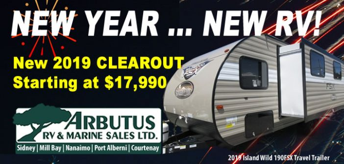 New Year…New RV!