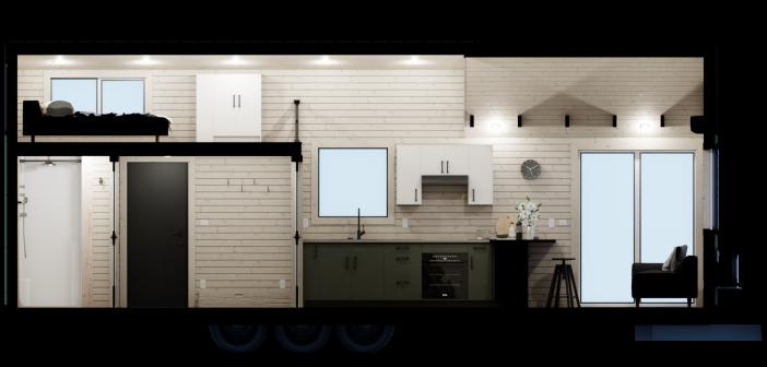 Arbutus RV Brings On Tiny Home Line